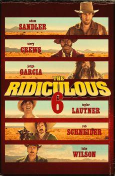 The Ridiculous 6 Pelicula Completa online HD 720p [MEGA] [LATINO]