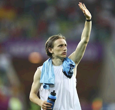 Modric could join Real Madrid next week