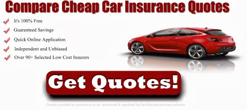Car Insurance Quotes For