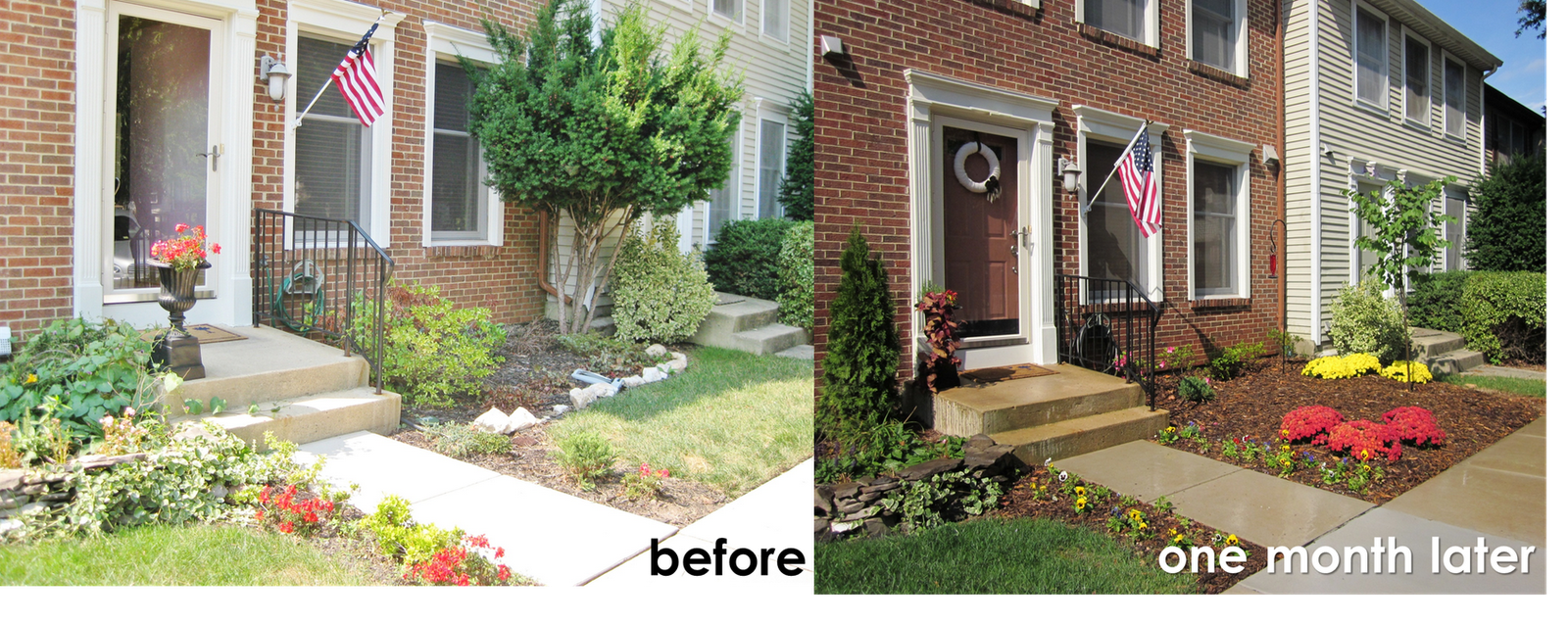 bonnieprojects  relandscaping the front yard