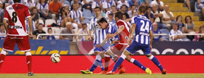 Deportivo la coruna vs rayo vallecano 2:2