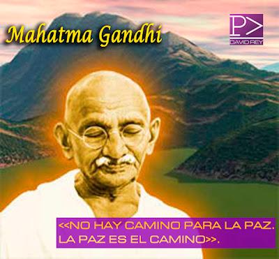 Las frases más inolvidables de Gandhi