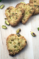 Pistachio & Almond Biscuits