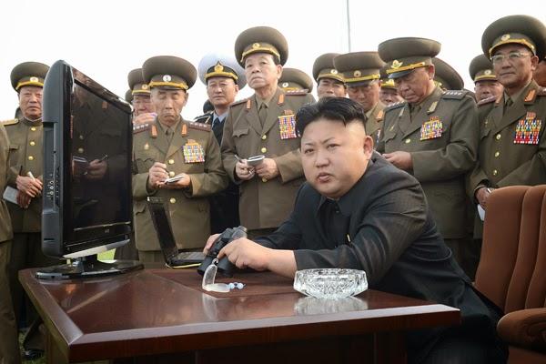 Servicio de internet de Corea del Norte habría caído