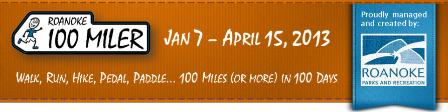 Roanoke 100 Miler