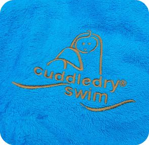 Cuddledry Swim Poncho Towel Blog Review