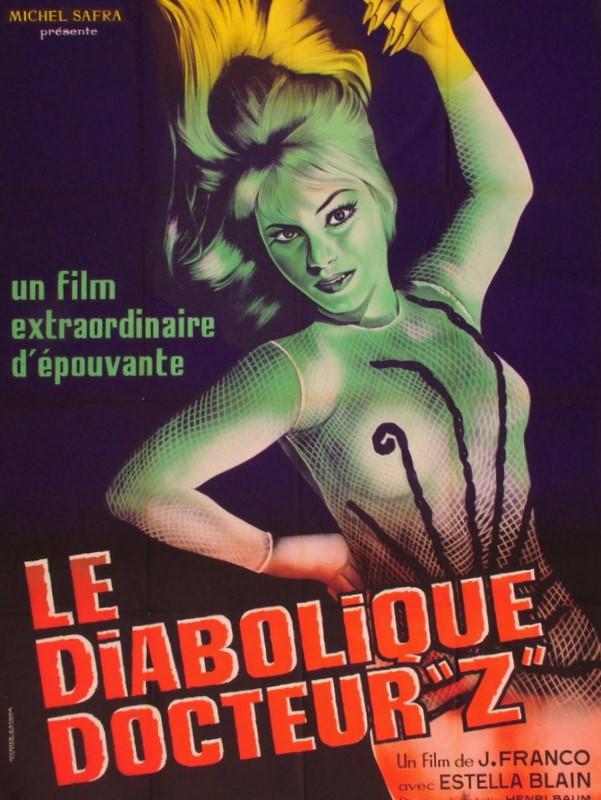 Le diabolique Docteur Z - Miss Muerte - 1966 - Jesus Franco  Desktop1297