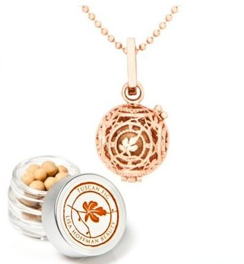 Nuts 4 stuff an elegant and stylish way to scent yourself for How to make scented jewelry