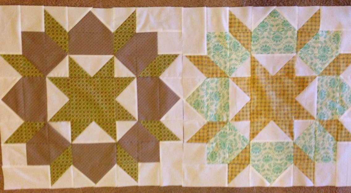 swoon block by denise clason