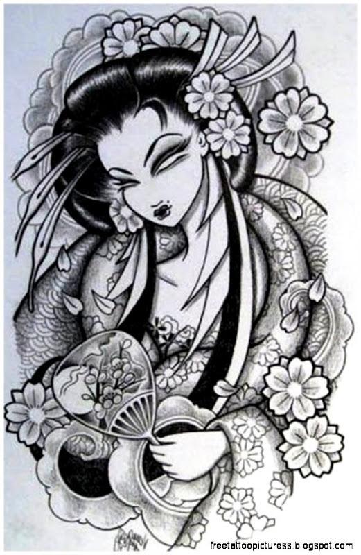 Japanese Tattoo Designs – Used To Symbolize Love  Mastato
