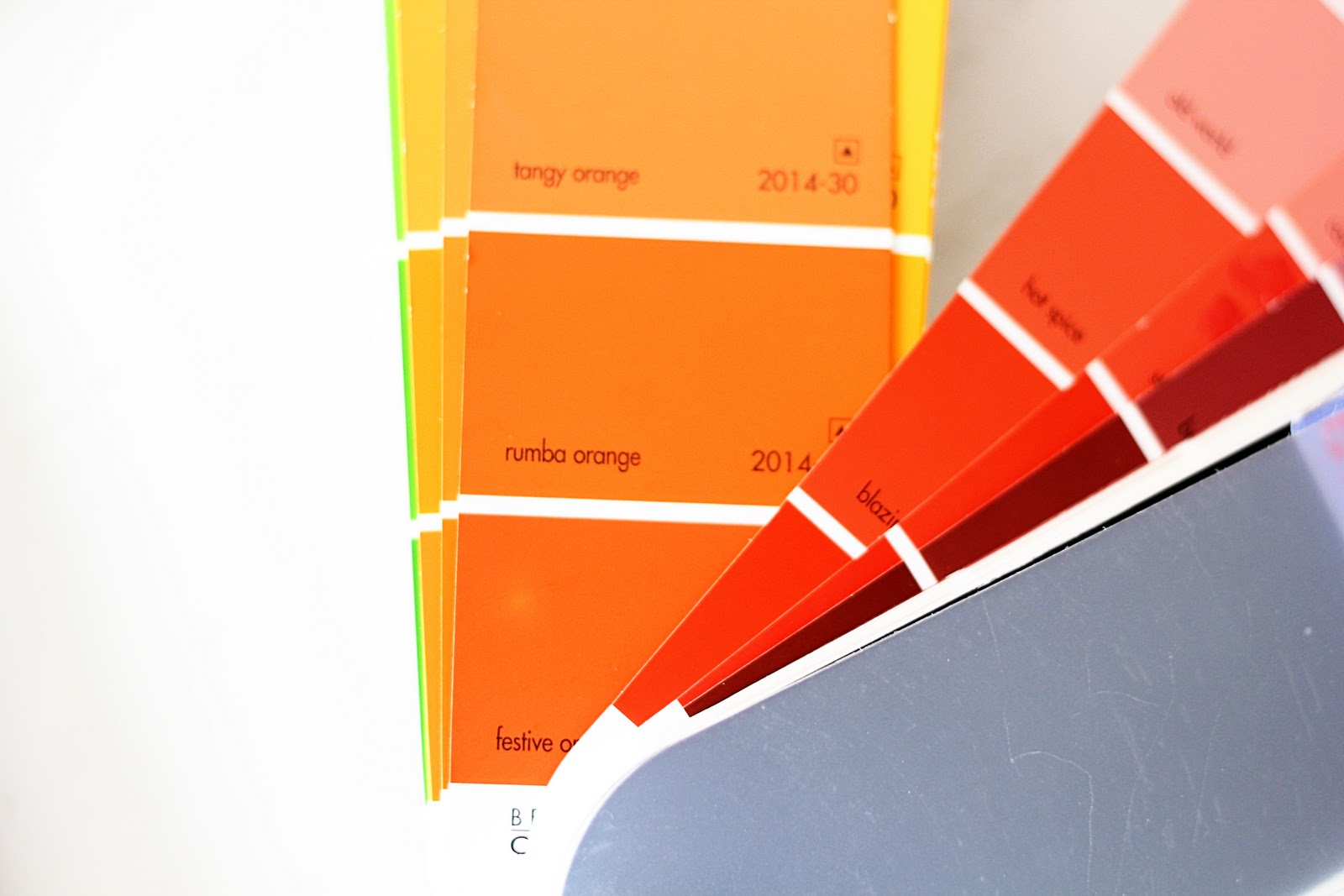 Different shades of orange paint viewing gallery - Different shades of orange ...