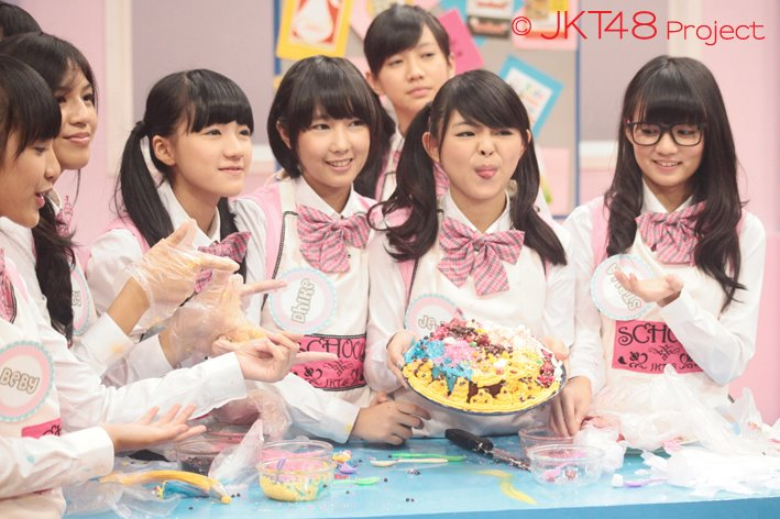 Foto-Foto JKT48 School