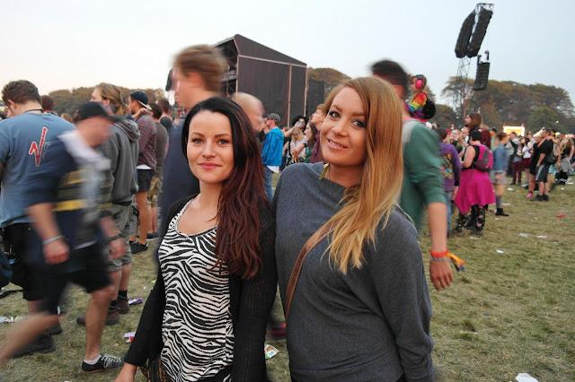 Leeds fest crowd