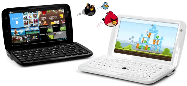 GoNote Mini Android Notebook