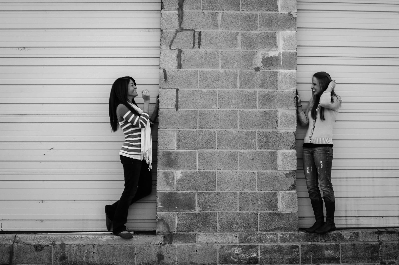 Best Friend Photoshoot And Some Rambles On Old Friends