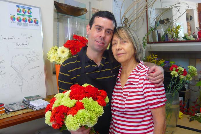 Curso de Arte Floral - Sede - SP