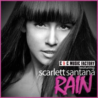 Scarlett Santana - Rain