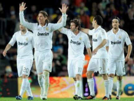 Hasil Pertandingan Real Madrid vs Barcelona Semalam
