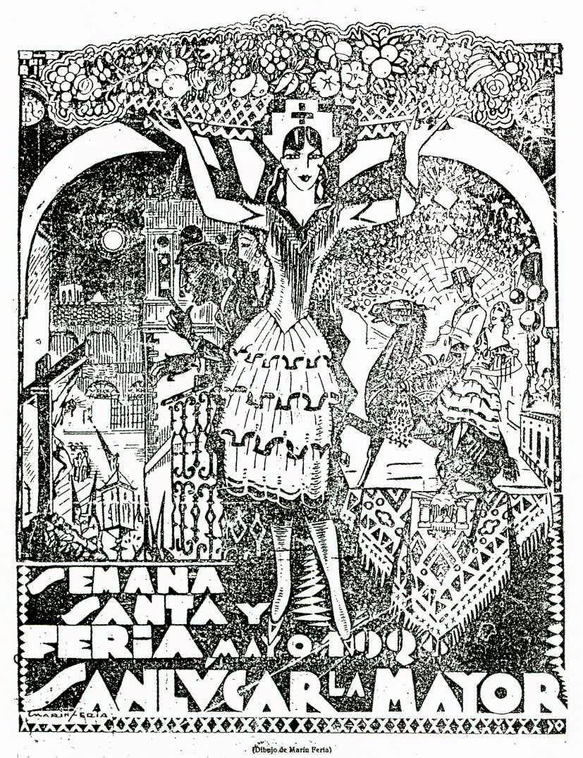 Cartel de Feria 1920