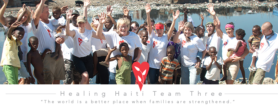 Healing Haiti Team 3