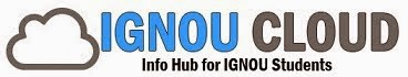 IGNOU CLOUD