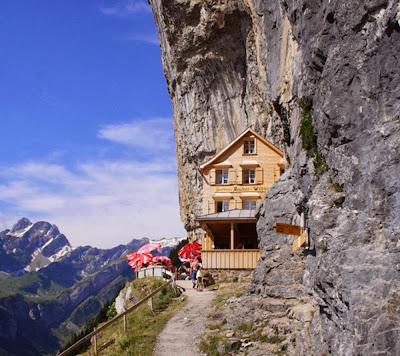 Wildkirchli - Ebenalp - Suíça