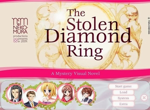 PC Games Torrent The Stolen Diamond Ring
