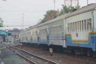 Kereta Api Sarangan Ekspres