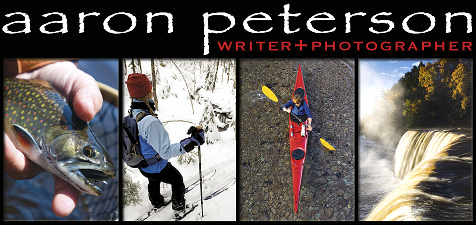 Aaron Peterson-Writer and Photographer