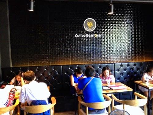 Coffee Bean Scent, Mango Avenue, Cebu City