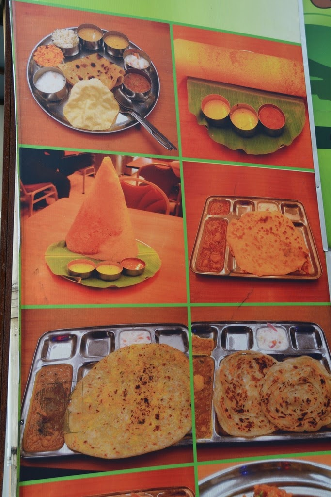 Little India Kuala Lumpur food