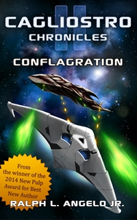 The Cagliostro Chronicles II-Conflagration (Ralph L. Angelo Jr.)