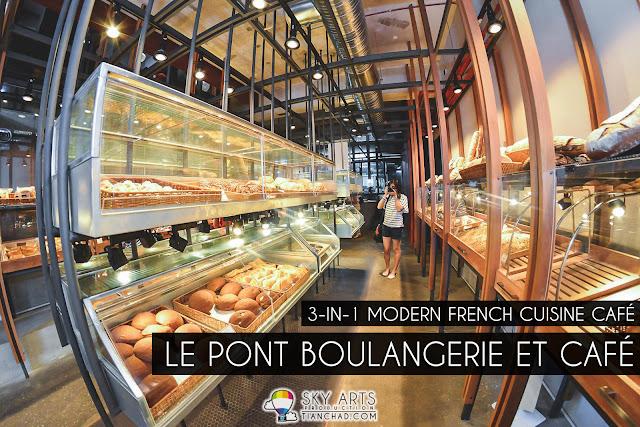 Le Pont Boulangerie et Café @ Old Klang Road Bedford Business Park