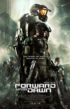 Cuộc Chiến Dành Hoà Bình - Halo 4: Forward Unto Dawn
