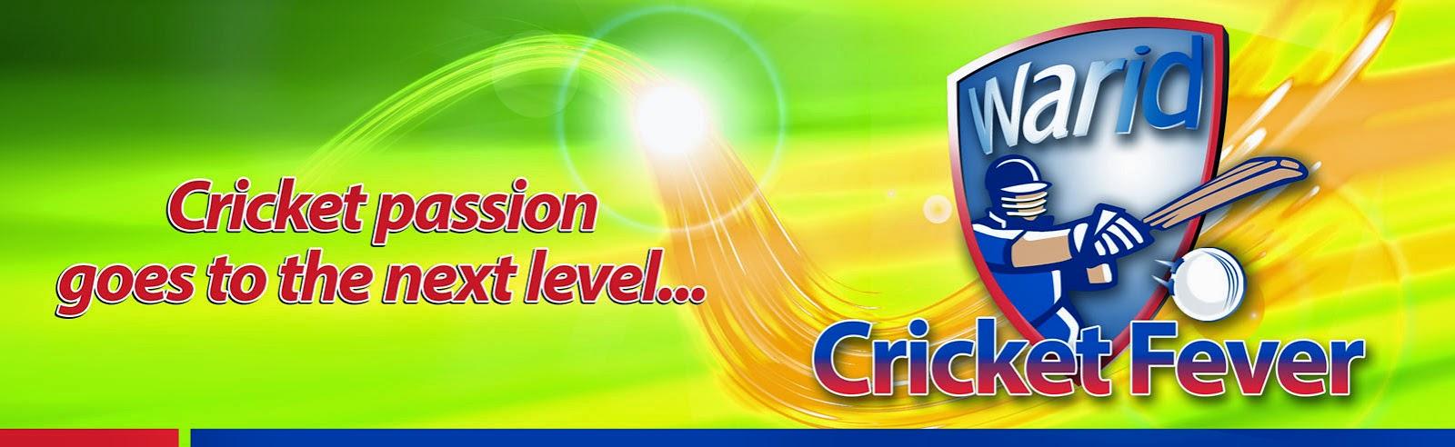 Warid Cricket Fever 2015