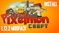 HOW TO INSTALL<br>PixelmonCraft Modpack [<b>1.12.2</b>]<br>▽