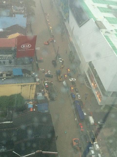 Banjir Di Johor Bahru7