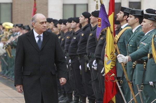 Ministerio interior catalu a con Gobierno de espana ministerio del interior