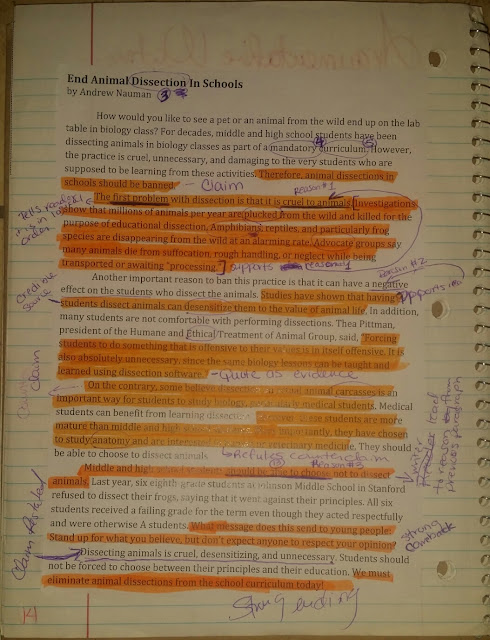 The Newspaper Essay Jpg Essay On Religion And Science also Science Vs Religion Essay Mrs Samuels Th Grade Language Arts Class Argumentative Writing  What Is The Thesis Of A Research Essay