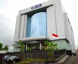lowongan kerja bank BCA 2014