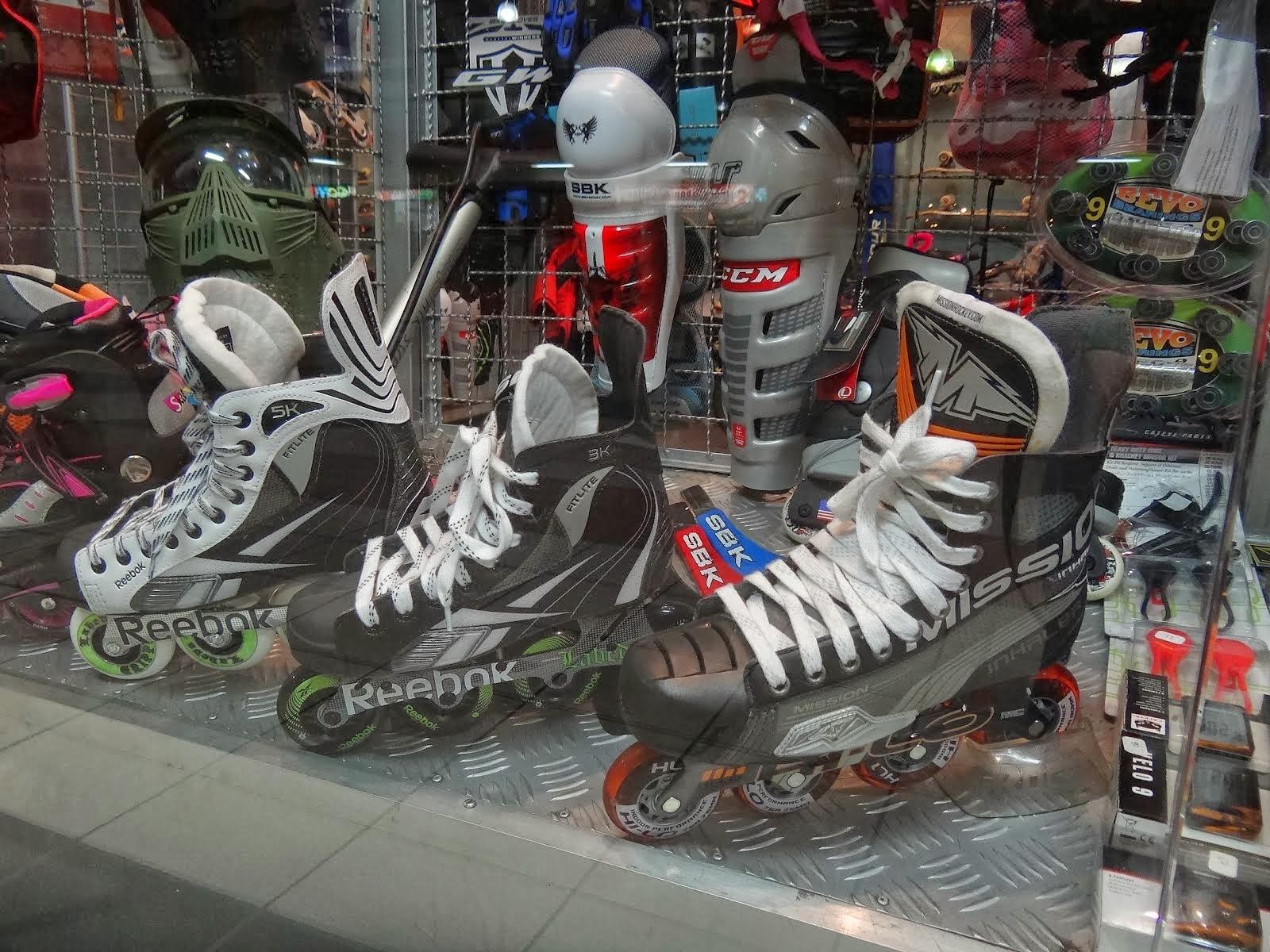 Variedad de Patines de Hockey en Línea