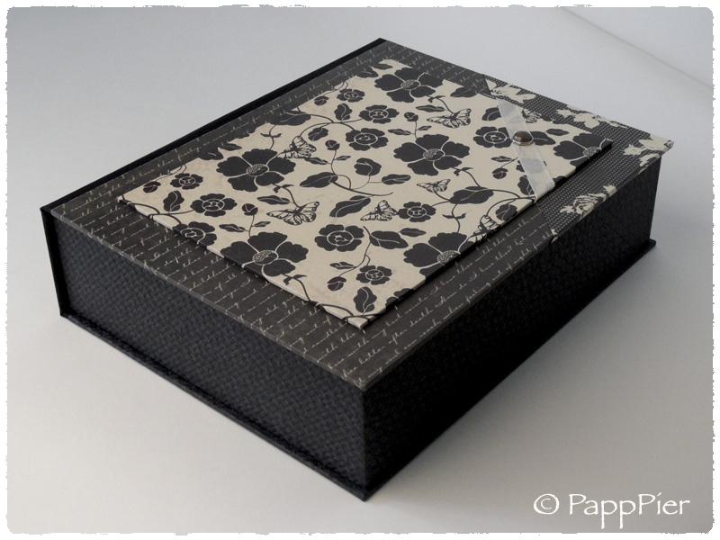 birgit 39 s kreativseite schlicht und edel. Black Bedroom Furniture Sets. Home Design Ideas