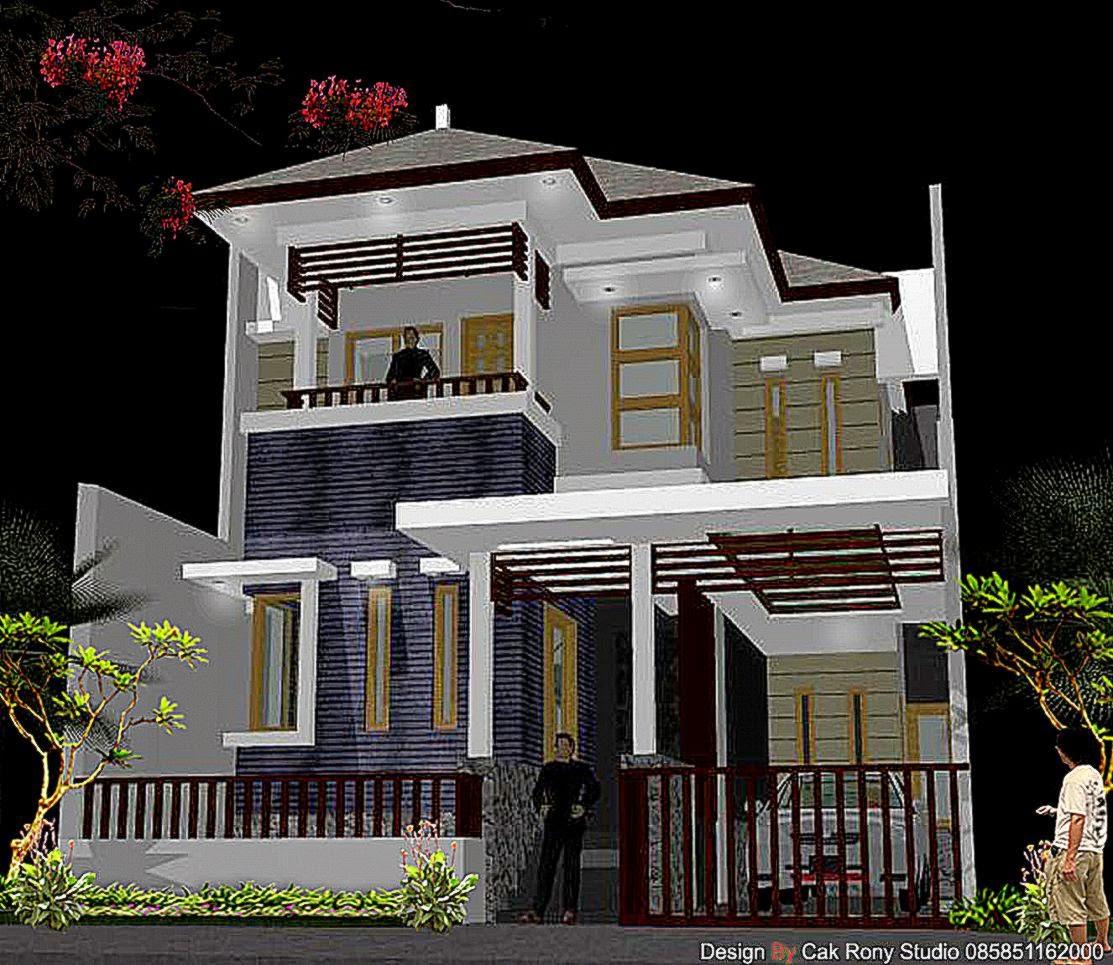 Desain Rumah Tropis Modern Minimalis 2015   Gambar Rumah   Desain