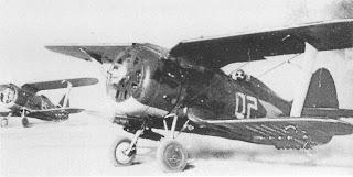 Battles of Khalkhin Gol - Polikarpov I-153