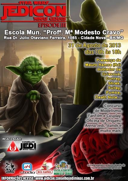 Jedicon Minas Gerais - Episódio III