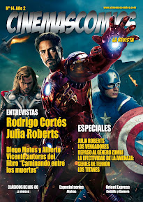 Revista Cinemascomics