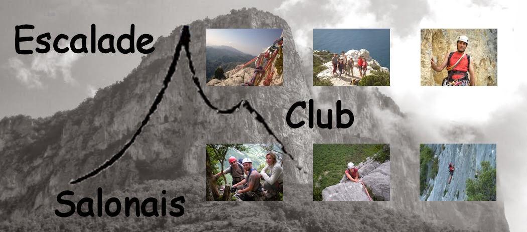 Escalade Club Salonais