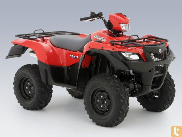 Factory Atv Suzuki Service Repair Manual