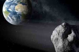 Asteroid DA14 melintasi langit Indonesia