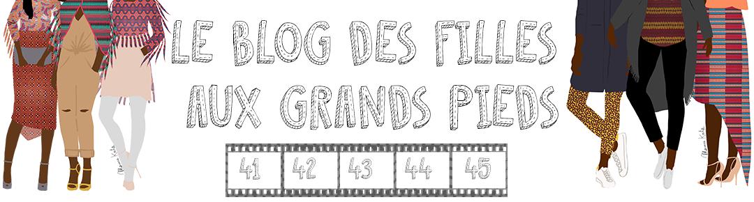 Le blog des filles aux grands pieds !